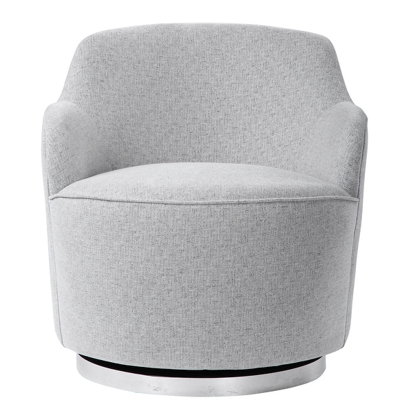 Uttermost Hobart Casual Swivel Chair. Opens flyout.