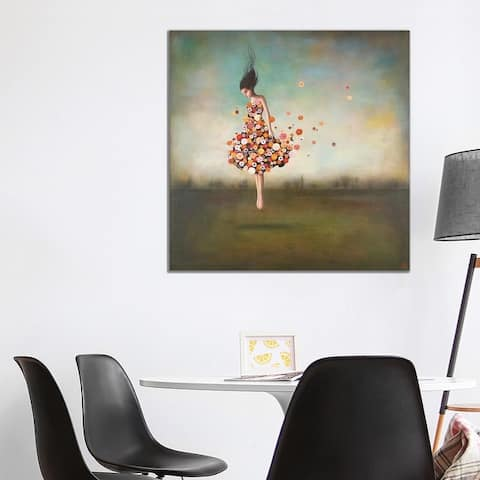 iCanvas 'Boundlessness in Bloom' by Duy Huynh Canvas Print