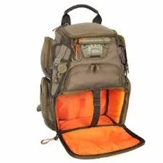 Wild River Tackle Tek Recon Lighted Backpack 4 Trays - WT3503