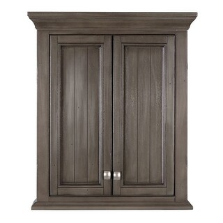 """Foremost BAW2428 Brantley 28"""" H x 24"""" W Wood Wall Mounted Cabinet - N/A"""