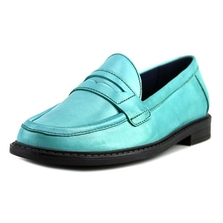 Cole Haan Pinch Campus Penny Women Lagoon Loafers