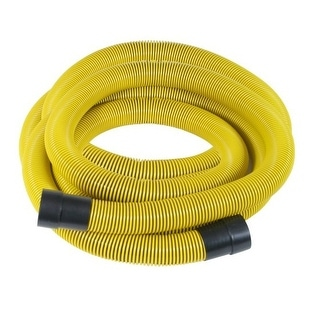 Dustless Technologies 14291 Flexible Hose With Coupler, 25' x 1-1/2""