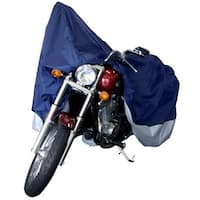 Dallas Manufacturing Co. Motorcycle Cover - Large - Model A Fits Models Up To 1100cc - MC1000A