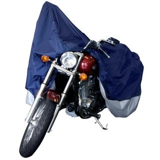 Dallas Manufacturing Co. Motorcycle Cover - XL - Model B Fits Most Retro Cruisers & Touring Models up to 1500cc Full Dress -