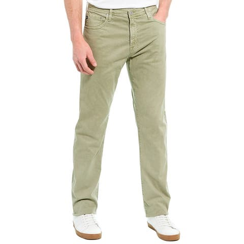 Ag Jeans The Ives Sulfur Dry Cypress Modern Athletic Cut