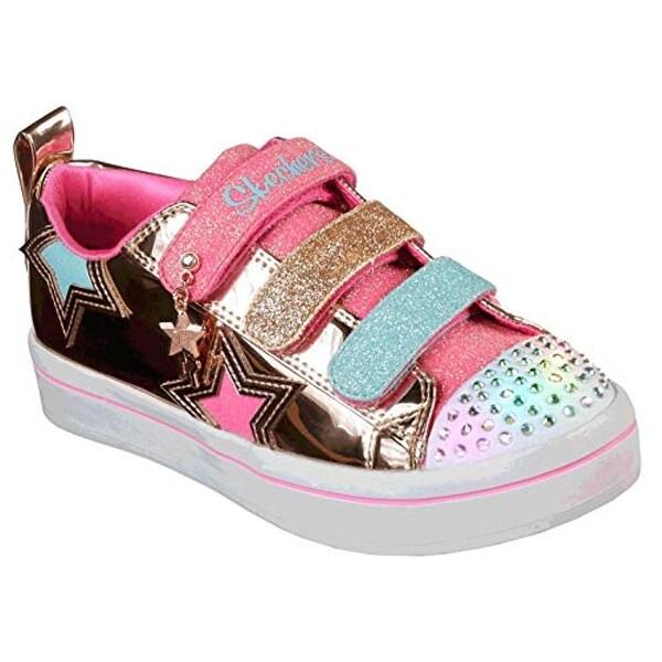 936e2be3378 Shop Skechers Kids Girls  Twi-Lites-Twinkle Starz Sneaker
