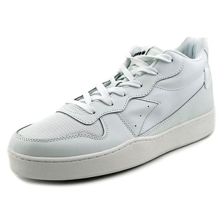 Diadora Magic Color Round Toe Leather Sneakers