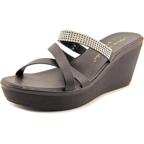 Athena Alexander Mistye Women Black Sandals