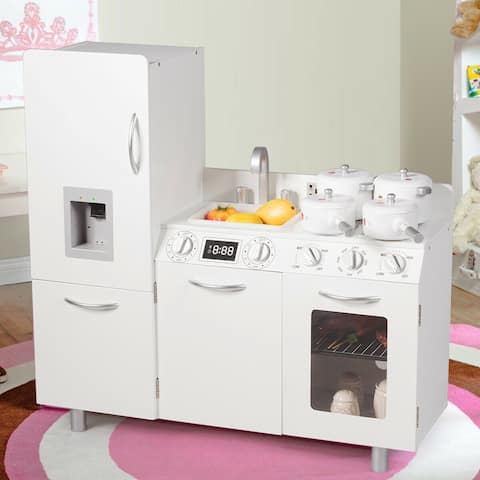 Buy Toy Kitchen & Play Food Online at Overstock | Our Best ...
