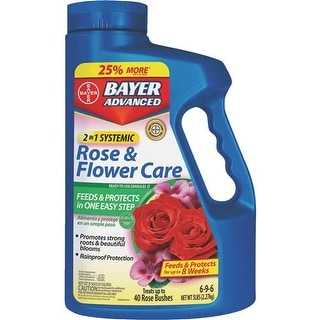 Bayer 5Lb Nnc 2-In-1 Rose Care 708110A Unit: EACH