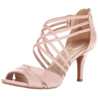 7b6e4361156 Quick View.  38.82. Bandolino Womens Marlisa Open Toe Casual Strappy Sandals