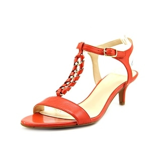 Nine West Yocelin Open Toe Leather Sandals