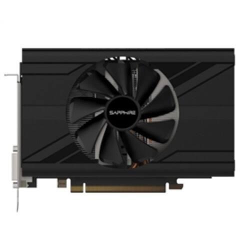 Sapphire Video Card 11266-04-20G PULSE RX 570 4GB GDDR5 PCI Express HDMI/DisplayPort/DVI-D with Backplate Retail