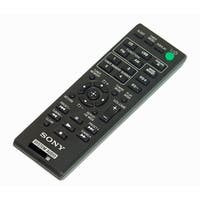 OEM Sony Remote Control Originally Shipped With: MHC-ECL5, MHCECL5