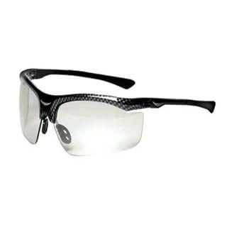 3M 13407-00000-5 Smart Lens Protective Eyewear, Black Frame