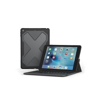 ZAGG Messenger Case & Backlit Bluetooth Keyboard For Apple iPad 9.7""