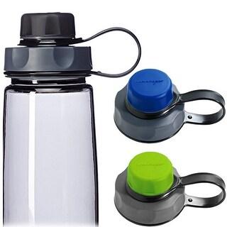 Humangear capCAP Water Bottle Lid (Option: Green)