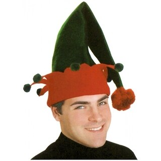 Long Elf Hat Adult Costume Accessory