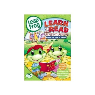 LEAPFROG-LEARN TO READ AT THE STORYBOOK FACTORY (DVD) (FF)