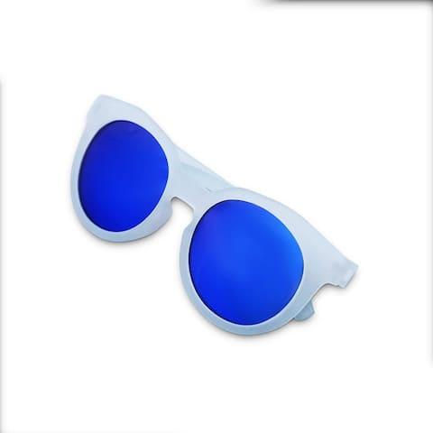Neon Kids Sunglasses Plastic Children Eyewear for Beach Pool Party