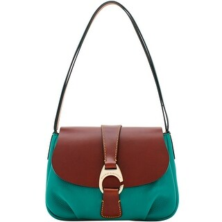 Dooney & Bourke Derby Pebble Large Flap (Introduced by Dooney & Bourke at $248 in Apr 2018)