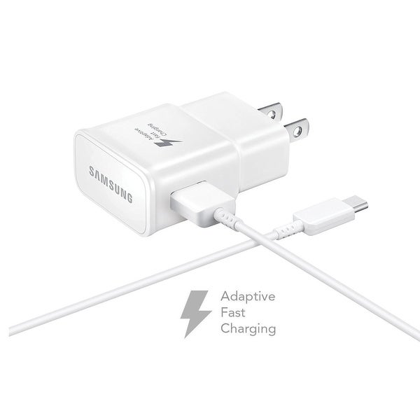 b5f183f095548d Verizon Samsung Galaxy Adaptive Fast Charger with TYPE C USB cable for All  Verizon Samsung Phones