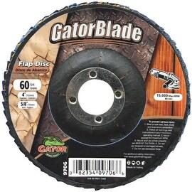 Gator Blade 4X5/8 60Gr Flap Disc
