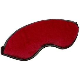 Sweet Dreams Sleep Mask Cranberry Velvet