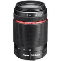 Pentax HD Pentax-DA 55-300mm f/4-5.8 ED WR Lens (Open Box)