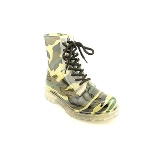 Dirty Laundry Rendition Round Toe Synthetic Rain Boot