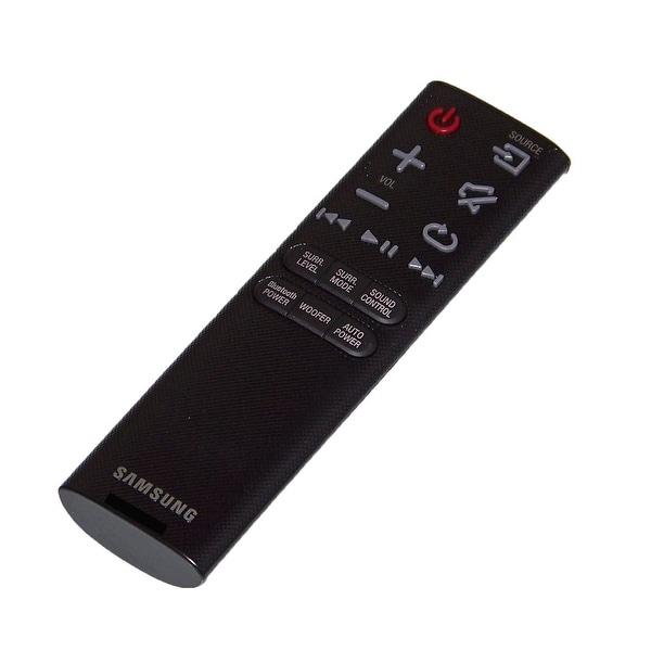 OEM Samsung Remote Control: HWJ370, HW-J370, HWJ370/ZA, HW-J370/ZA, HWJ470, HW-J470