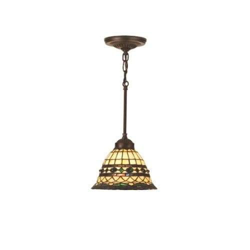Meyda Tiffany 48921 Single Light Down Lighting Mini Pendant