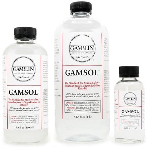 Gamblin - Gamsol - 32 oz.