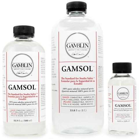 Gamblin - Gamsol - 4 oz.