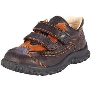 Primigi Fergus Contrast Trim Leather Fashion Sneakers