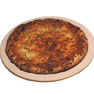 American Metalcraft - STONE13 - 13 in Round Pizza Stone