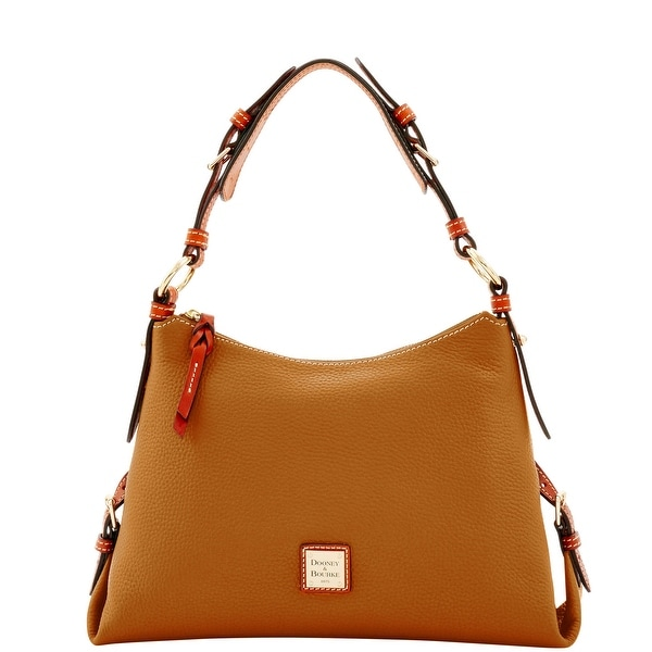 Dooney & Bourke Pebble Grain Small East West Slouch (Introduced by Dooney & Bourke at $228 in Sep 2016)