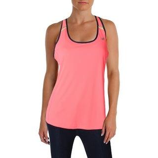 New Balance Womens Tank Top Fitness Yoga