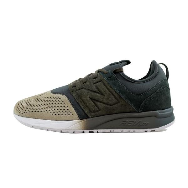 new balance 247 khaki green