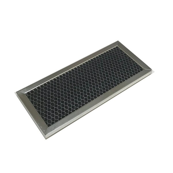OEM GE Microwave Charcoal Air Filter Shipped with JVM2050SJ03, JVM2050SJ04. Opens flyout.