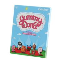 Yummy World Blind Box Enamel Pin, One Random - multi