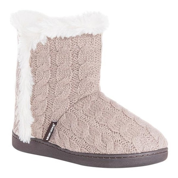 ce732a6fe1951 Shop MUK LUKS Women's Cheyenne Bootie Slipper Fairy Dust - Free ...