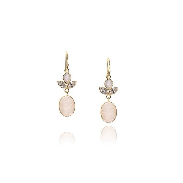 Alabaster Earrings