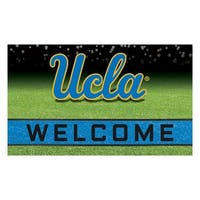 NCAA University of California - Los Angeles (UCLA) Bruins Heavy Duty Crumb Rubber Door Mat