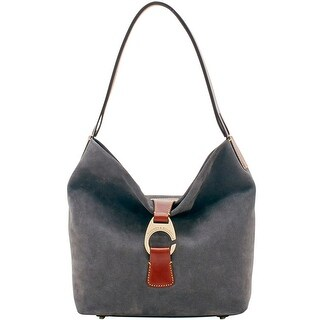 Dooney & Bourke Derby Suede Hobo Shoulder Bag (Introduced by Dooney & Bourke at $248 in May 2018)