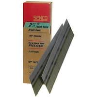 """Senco 2-1/2"""" 15Ga Finish Nail DA25EPB Unit: BOX"""