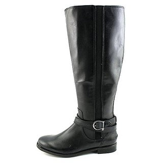Sperry Top Sider Women's Cedar Wide Calf Leather Knee High Boot