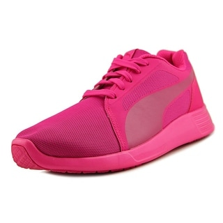 Puma ST Trainer Evo Jr Youth  Round Toe Synthetic Pink Sneakers
