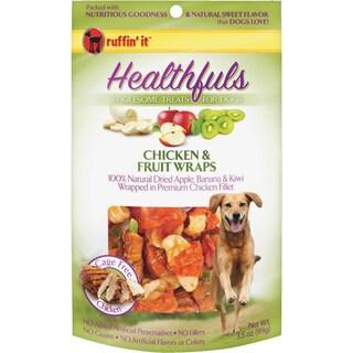 Ruffin' it 3.5Oz Chkn/Frut Dog Wrap
