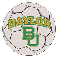 Baylor University Soccer Ball Rug